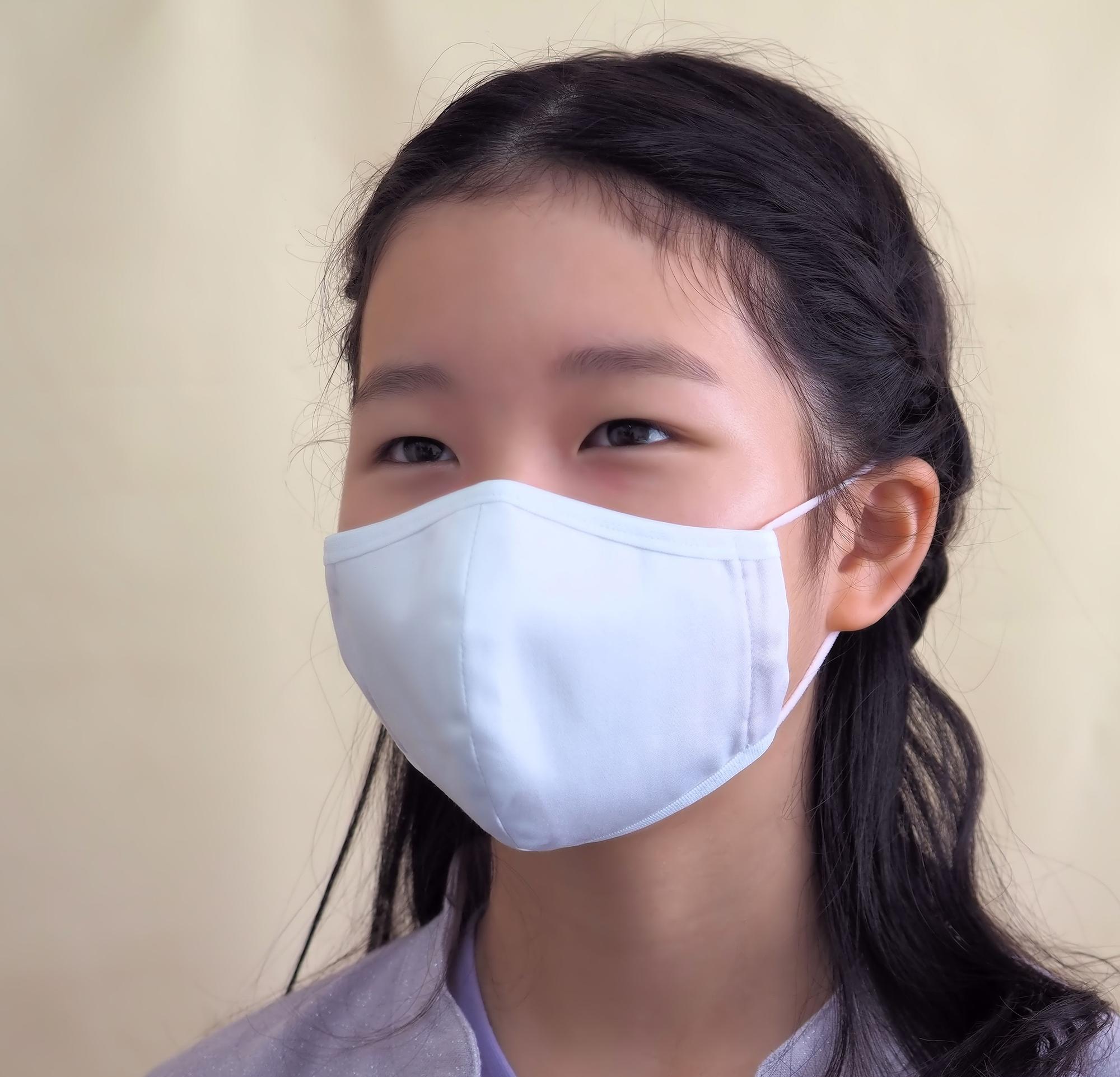 KMSK-002(クレンゼ 洗えるマスク)
