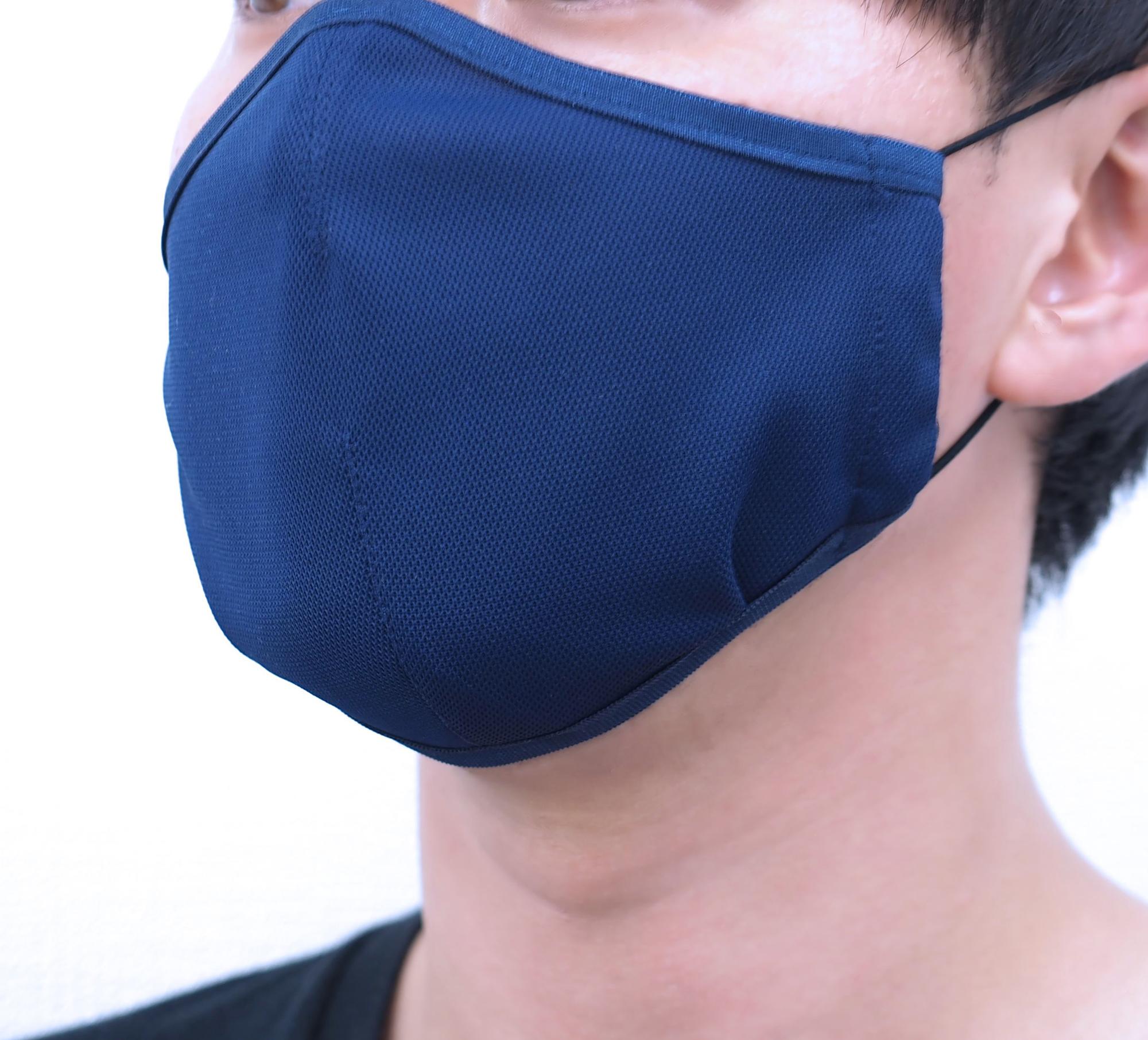 超清涼 夏マスク【暑さ対策・UVカット】