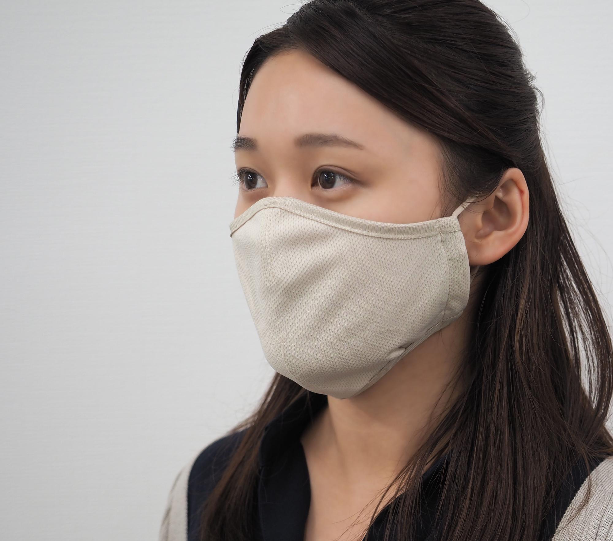 KMSK-006(抗菌 夏マスク 肌荒れ対策)